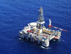 Gas drill in Mediterranean