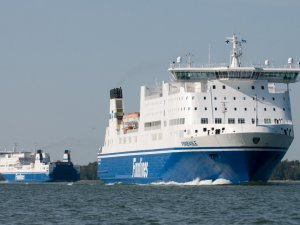 Finnlines Takes Two