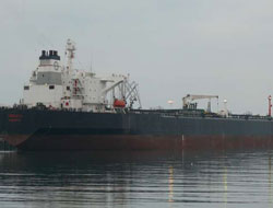 Largest oil tanker to China