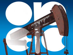 Oil price stays in 40 dollars range