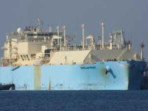 Magellan Spirit's Cargo Transfer Begins Today
