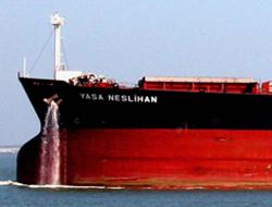 Yasa Neslihan crew 'safe'