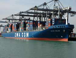 Strikes threaten shipping profits