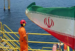 New project with Iran