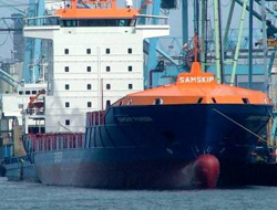 Samskip moves into Japan