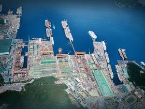 Samsung Heavy's Profit Plunges
