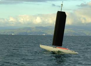 "Mariners Take Aim at Autonomous Sailing ""Buoy"""