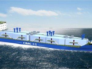 Wärtsilä to Power Up World's First CNG Carrier