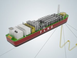 ABB to Supply Power Systems for Petronas' Next FLNG Facility