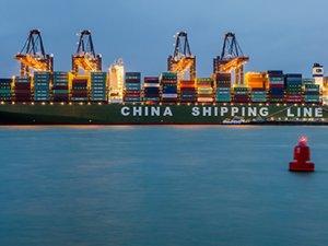China Favours Rotterdam Port