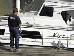 Hopes fade for 'ghost yacht' crew
