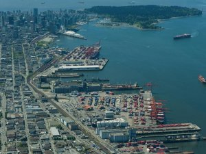 Port Metro Vancouver on the Upswing