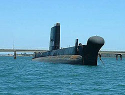 Action for submarine