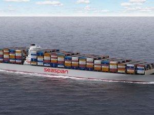 Seaspan Earns Less