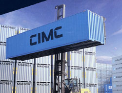 CIMC hit bz slow demand