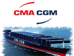 CMA CGM cooperates with Maersk