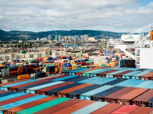 Oakland Container Terminal Shuts Down