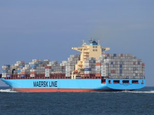 Maersk Line Upgrades Voyage Data Recorders