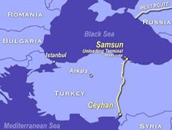 US congratulates Samsun-Ceyhan