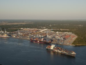 SC Ports Maintain Volume Growth Momentum
