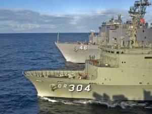 Australian Ship Joins NATO Counter-Piracy Mission