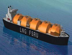 Golar LNG wins Petrobras FSRU contract