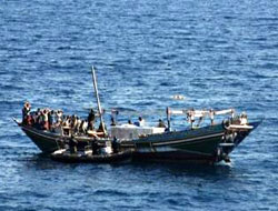 Pirate attacks widen on Indian Oce.