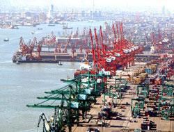Tianjin handles 8.5m TEU