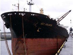 """MV EEC Atlantic"" detained"