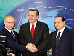 Putin holds out the olive branch