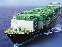 Marine firms go Evergreen all over