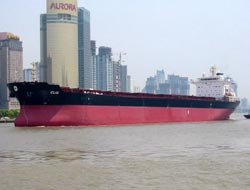 Diana charters dry bulk carrier