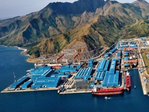 Hanjin Heavy Bags Boxship Duo Order