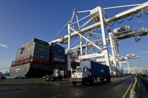 Container Equipment Prices Fall to Record Lows
