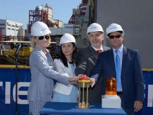 Fincantieri Starts Building Carnival's China-Bound Ship