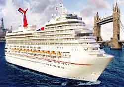 Cruise ships keep heading for UK