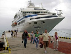 Cruise season in Ku?adas? starts