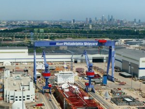 Aker Philadelphia Shipyard to Offload Its Shipping Assets, Change Name