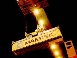 Maersk wins Best Global Shipping