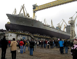 Fesco Vladimir is launched