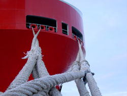Norwegian shipowners lay up