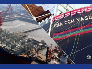CMA CGM Has Taken Delivery of Newbuild Containership