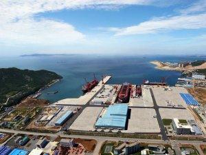 DSIC Dissolves Dalian Daeyang Shipyard