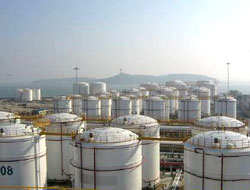 LNG shipping to Fujian in May