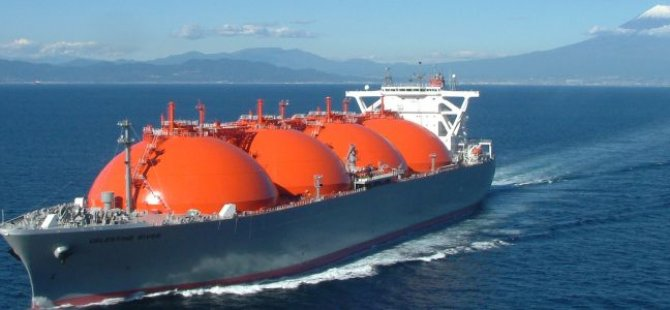 """Chandris Hellas and """"K"""" Line LNG Shipping (UK) Limited enter"""