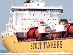 Stolt calls off tanker contract