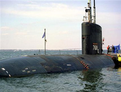 U.S. vessels collide in Hormuz