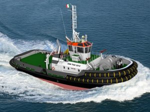 Fratelli Neri's very first Damen Render Recovery Escort winch has been ordered