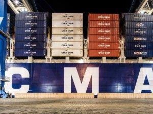 CMA CGM Takes Second Guyanamax Boxship