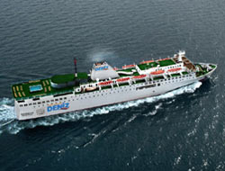 Ferry boat tours to Aegean resorts